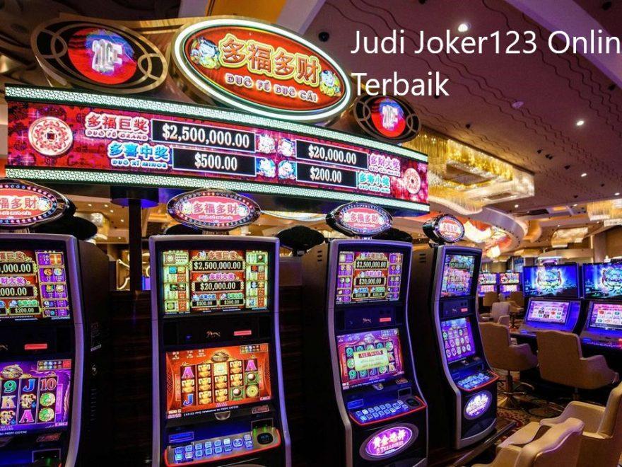 Judi Joker123 Gaming Terbaru