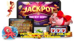 Permainan Slot Online Yggdrasil Terbaik